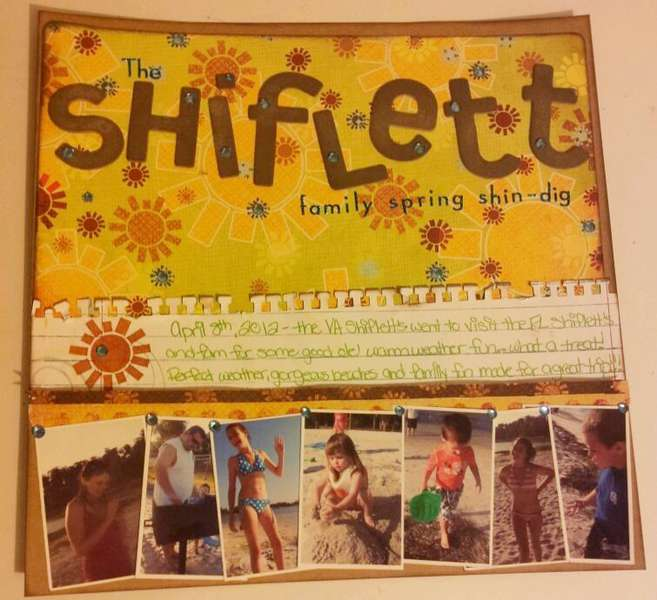 The Shiflett Family Spring Shin-Dig