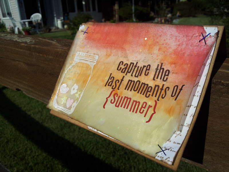capture the last moments of summer