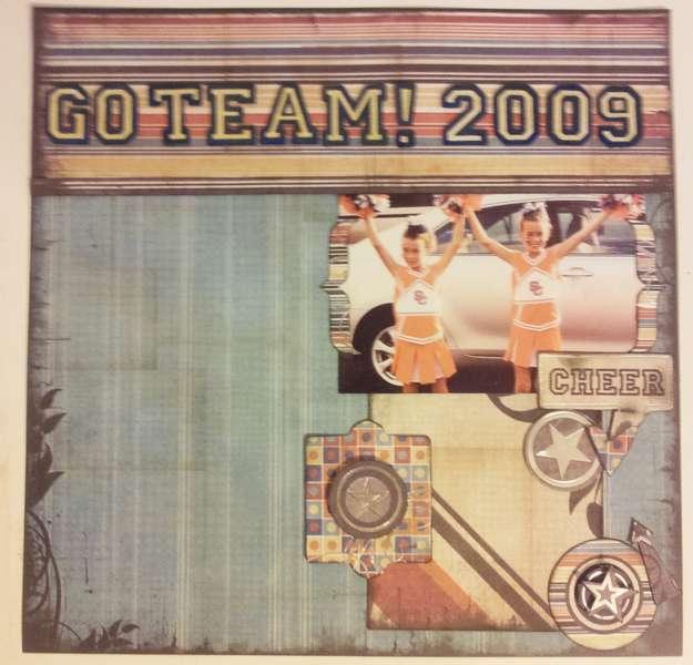 Go Team! 2009