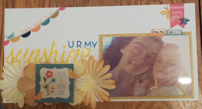 U R My Sunshine