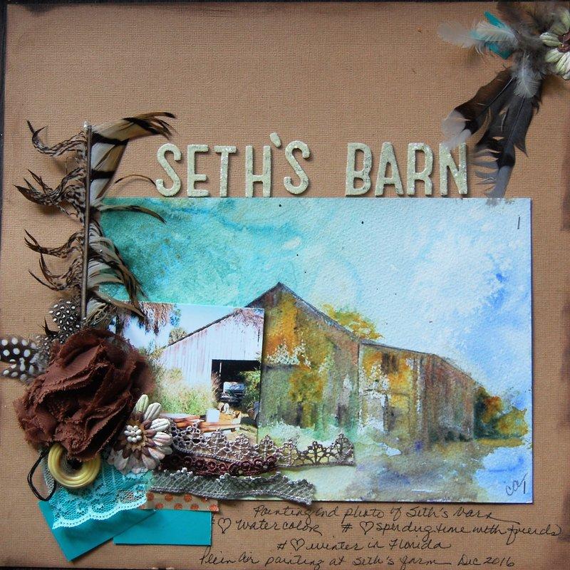Seth's Barn