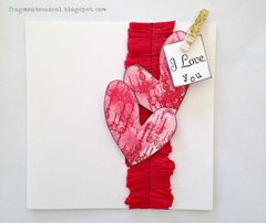 Valentine's Day Card Tutorial
