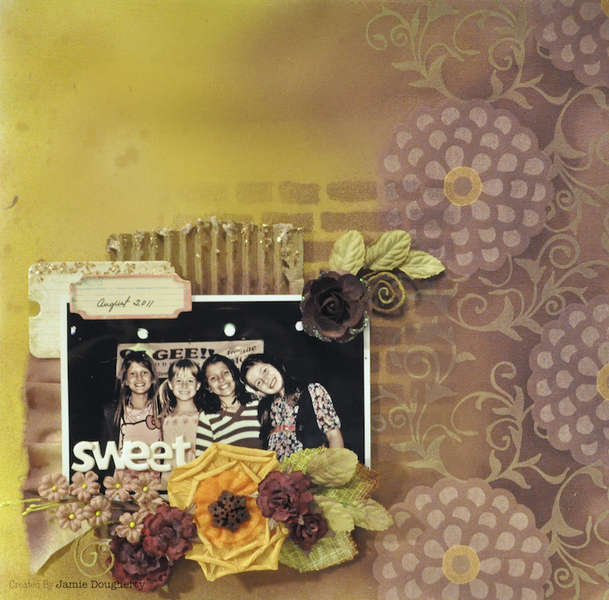 Sweet *Tattered Angels*