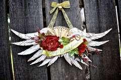 Merry Christmas Wings *Prima*
