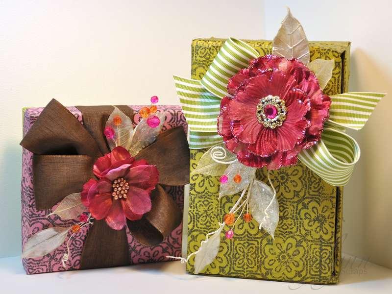 Christmas Gift Boxes *Prima*