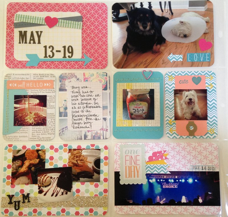 Project Life May 13-19