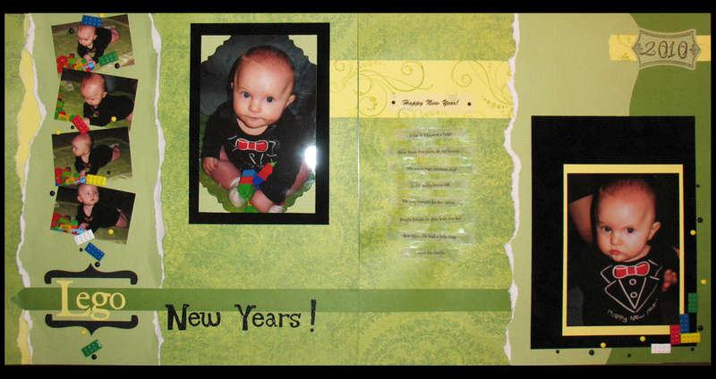 lego new years!