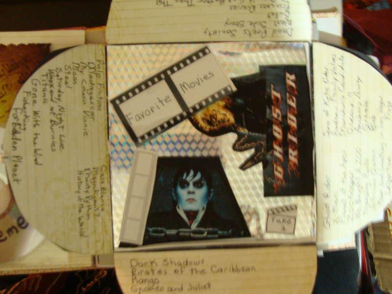 Time Machine Movie foldout 2