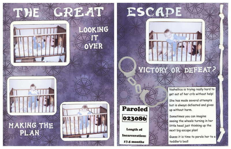 The Great Escape from Crib