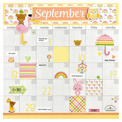 Pregnancy Calendar Pages