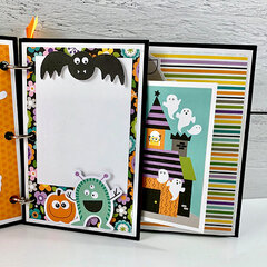 My Favorite Monsters Halloween Album Kit