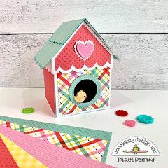 Birdhouse Explosion Box