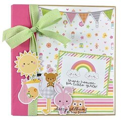 Baby Girl Bundle of Joy Album Kit