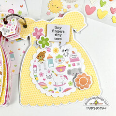 Baby Girl Dress Mini Album