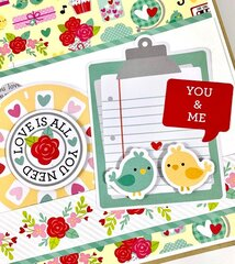 You & Me Love Notes Album