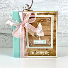 Wedding Scrapbook Album Kit