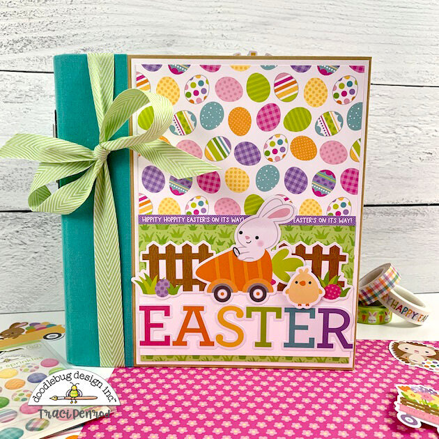Easter Scrapbook Album Kit