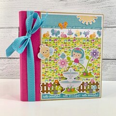 Fairy Beautiful Day Scrapbook Kit