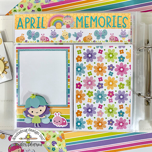 Spring Fairy Layouts