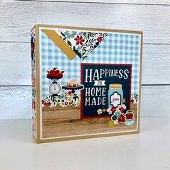 Happiness is Homemade Album Kit