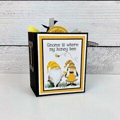 Honey Bee Scrapbook Mini Album