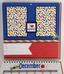 School Calendar: December