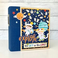 The Sky is the Limit Album Kit