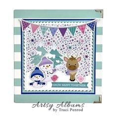Snow Happy Together Album / Kit