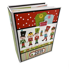 Christmas 2019 Mini Scrapbook Album Kit
