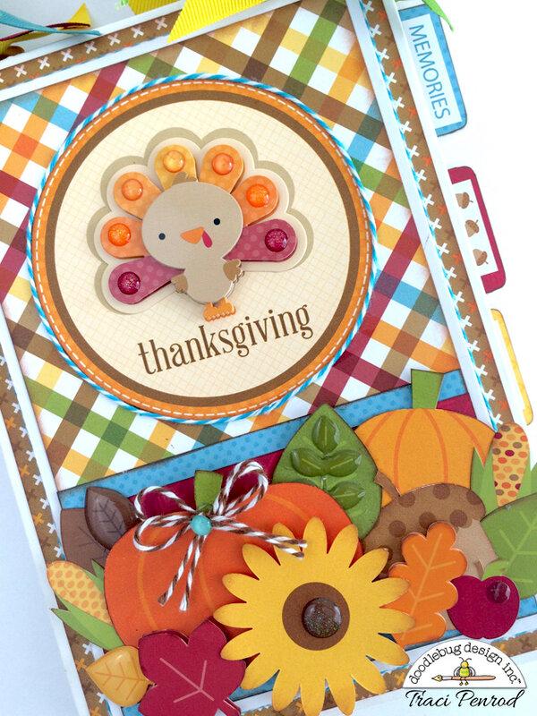 Thanksgiving Album Kit