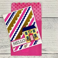 Washi Tape Greeting Cards