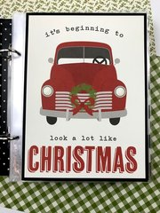 Very Merry Album by Traci Penrod for Simple Stories
