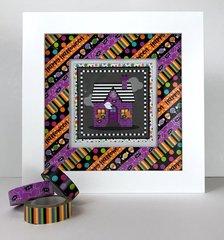 Doodlebug Washi Tape Frame
