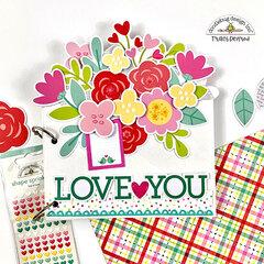 Love Notes Envelope Album