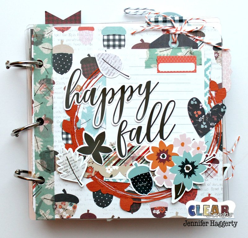 Happy Fall Mini Album