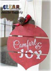 Comfort & Joy Bulb Medium DIY Pallet