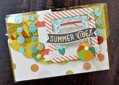 Summer Vibes Card