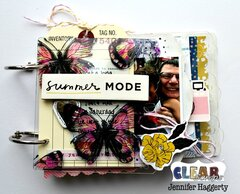 Summer Mini Mixable Dainty Album