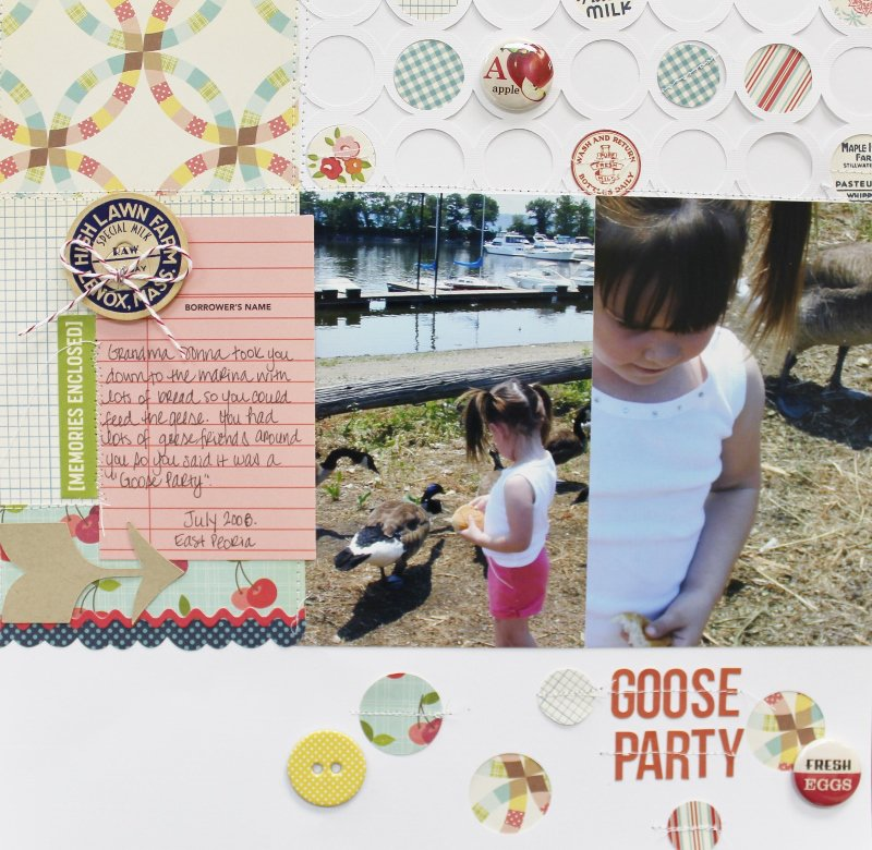 Goose Party
