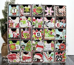 Say Cheese Christmas Advent Calendar