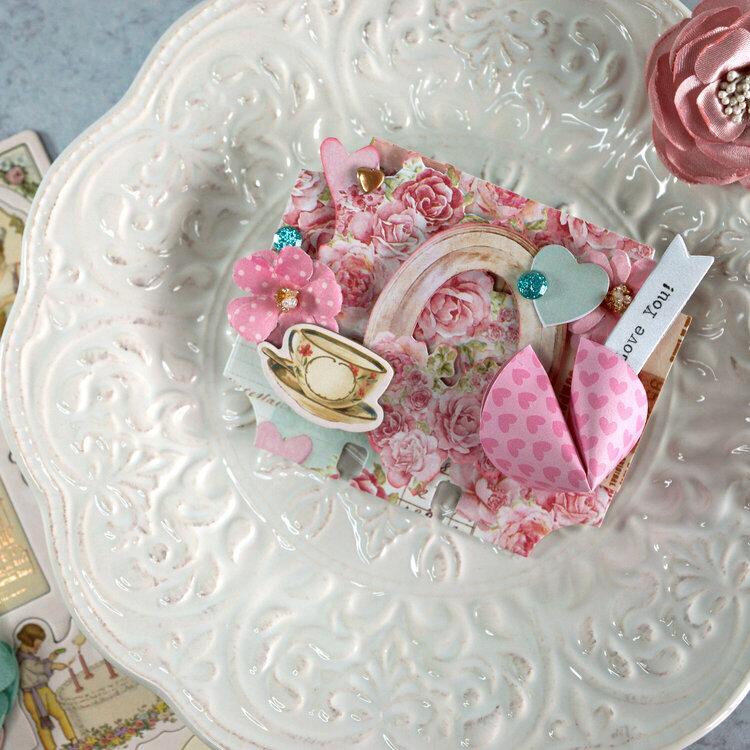 Memorydex Valentine's Advent: Fortune Cookie