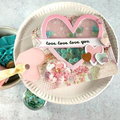 Memorydex Valentine's Advent: Heart Shaker