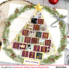 Farmhouse Inspired Advent Calendar