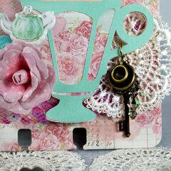 Memorydex Valentine's Advent: Teacup + Pocket for Tea
