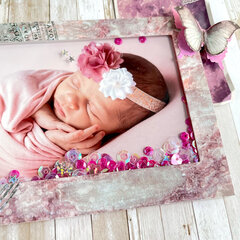 Love You Forever (Newborn Layout)