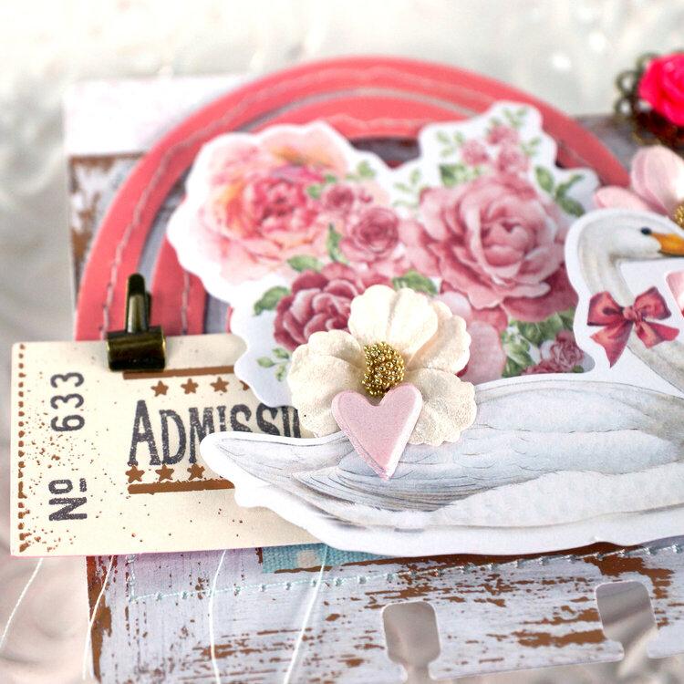 Memorydex Valentine's Advent: Swan