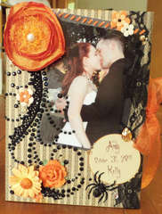 Halloween Wedding DVD Case-front