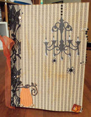 Halloween Wedding DVD Case-back
