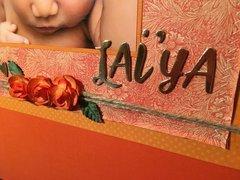 Album Cover Alteration -Lai'ya