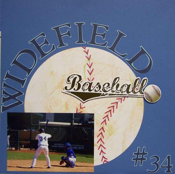 Widefield Baseball